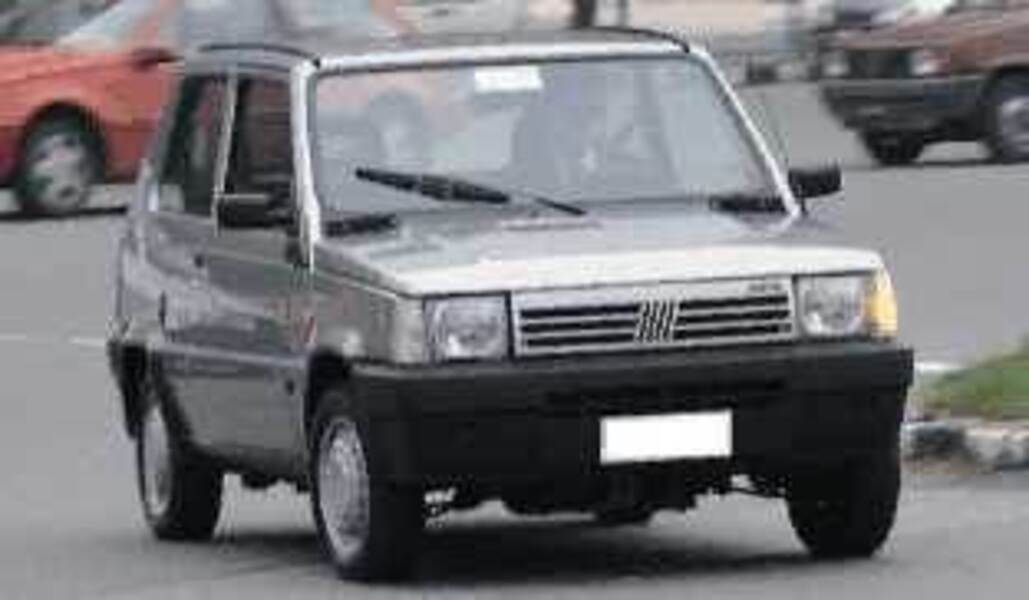 Fiat Panda 1000 S