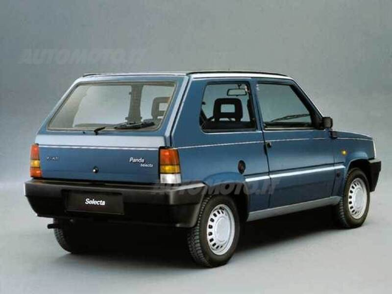 Fiat Panda 1100 i.e. cat Selecta