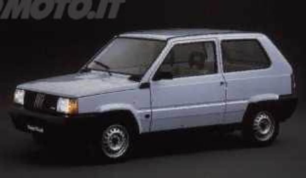 Fiat Panda 1300 diesel