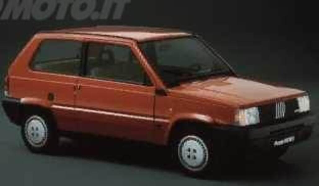 Fiat Panda 750 Fire S