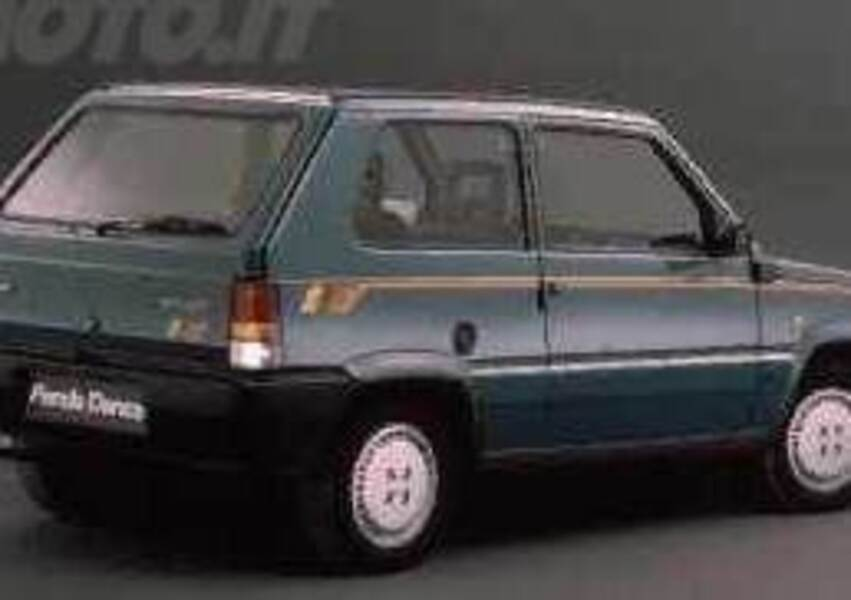 Fiat Panda 900 Dance
