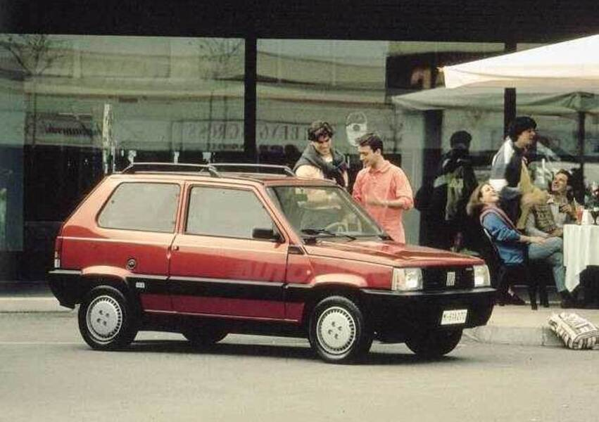Fiat Panda 900 i.e. cat CLX