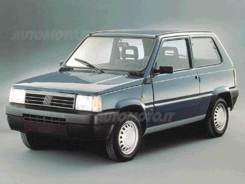 Fiat Panda 900 i.e. cat L