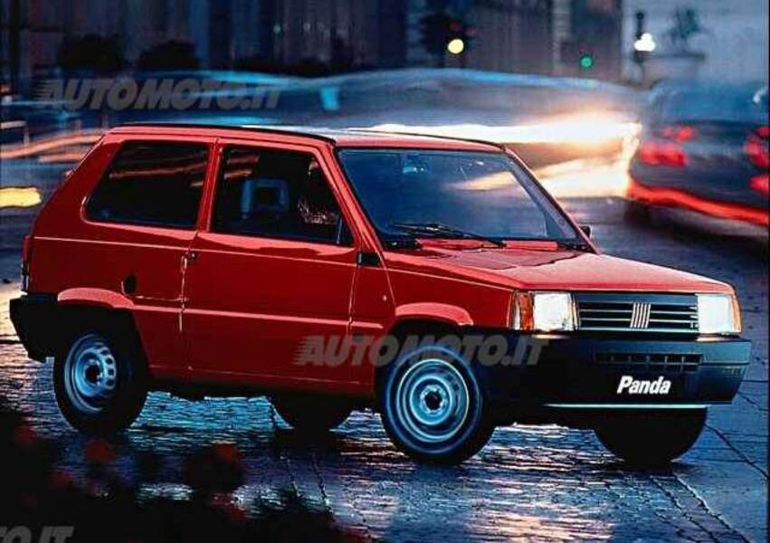 Fiat Panda 900 i.e. cat Young