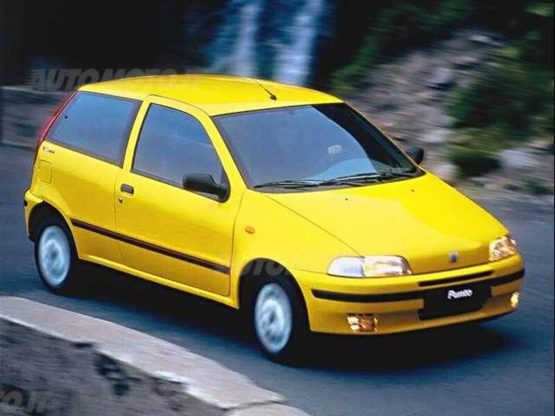 Fiat Punto 55 cat 3 porte 6 Speed Team