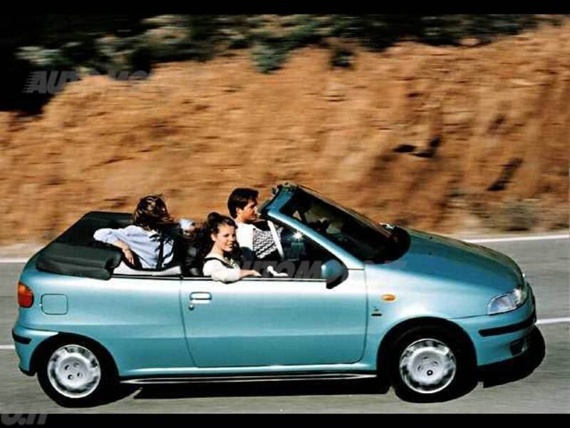 fiat punto cabrio 60 cat cabrio 05 1998 12 2000. Black Bedroom Furniture Sets. Home Design Ideas