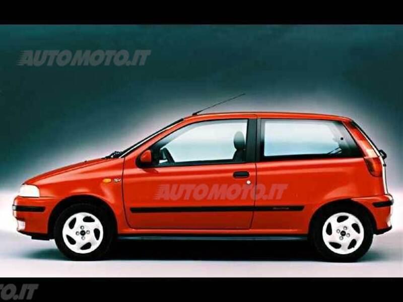 Fiat Punto 85 16V cat 3 porte Sporting