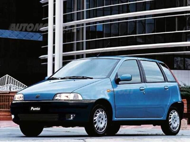Fiat Punto 85 16V cat 5 porte SX