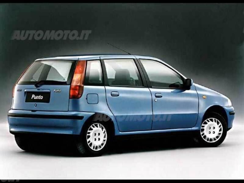 Fiat Punto 85 16V cat 5 porte Stile