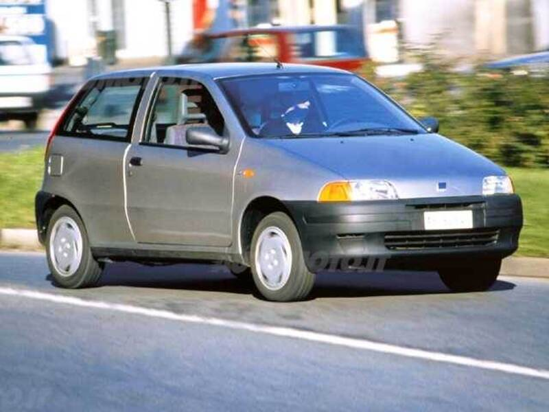Fiat Punto 1.7 diesel 3 porte S