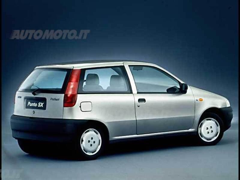 Fiat Punto 1.7 diesel 3 porte SX