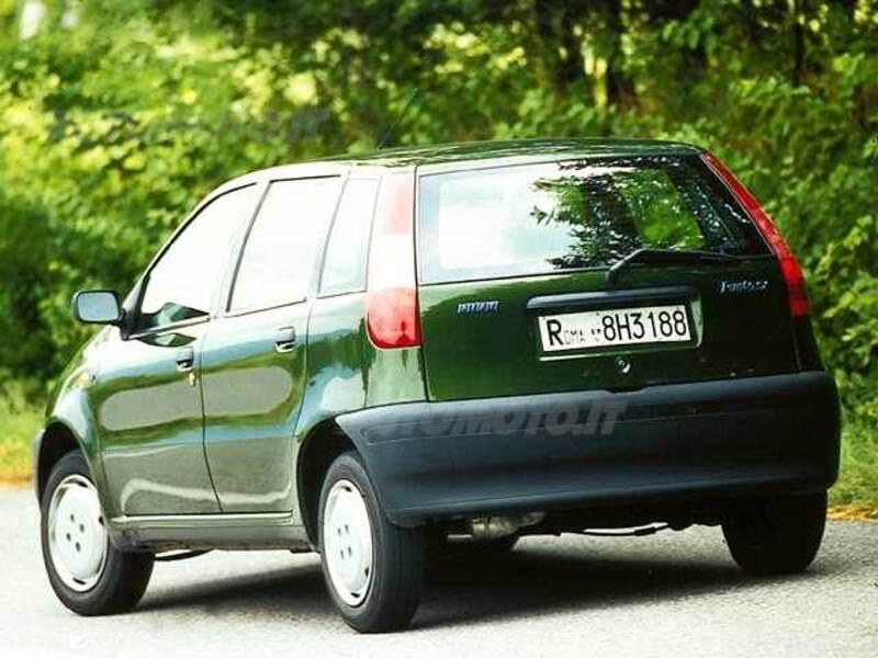 Fiat Punto 1.7 diesel 5 porte SX