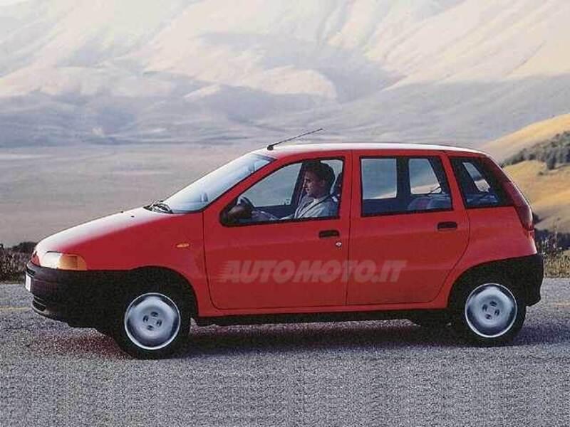 Fiat Punto turbodiesel 5 porte S