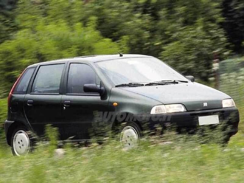 Fiat Punto turbodiesel 5 porte SX