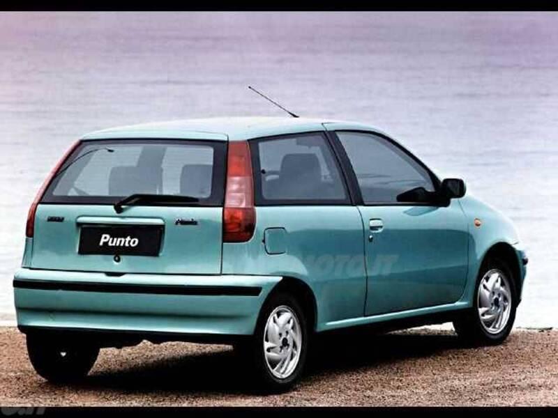 Fiat Punto TD 70 cat 3 porte ELX