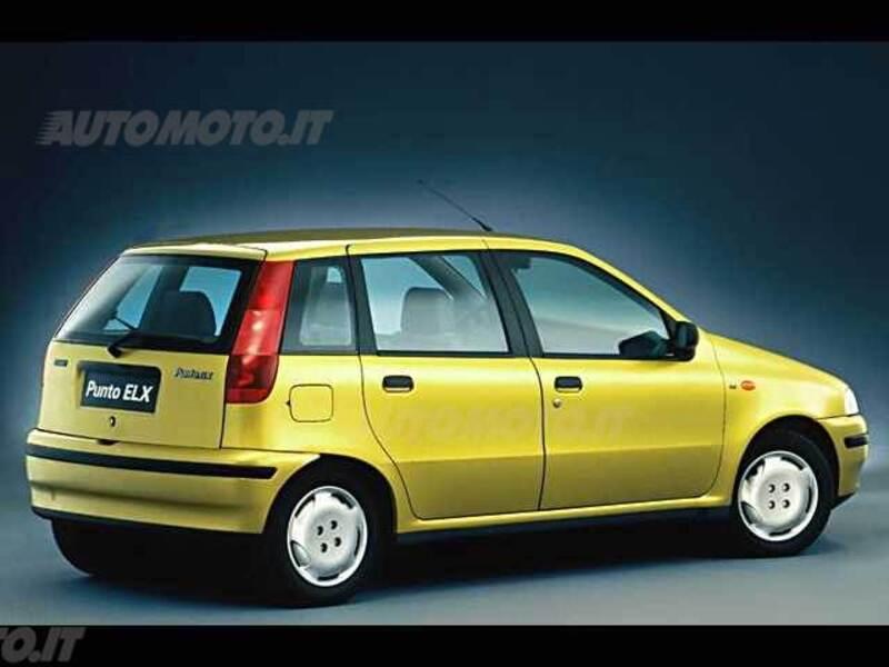 Fiat Punto TD 70 cat 5 porte ELX