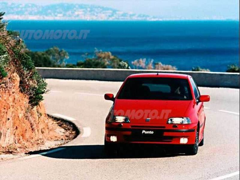 Fiat Punto turbo cat 3 porte GT