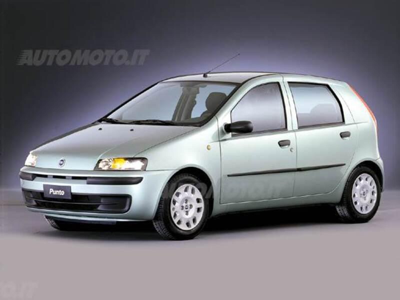 Fiat Punto 1.2i cat 5 porte ELX (12/2000 - 02/2001): prezzo e scheda on fiat ritmo, fiat stilo, fiat cinquecento, fiat coupe, fiat barchetta, fiat 500 abarth, fiat spider, fiat marea, fiat 500 turbo, fiat cars, fiat bravo, fiat x1/9, fiat panda, fiat doblo, fiat multipla, fiat linea, fiat 500l, fiat seicento,