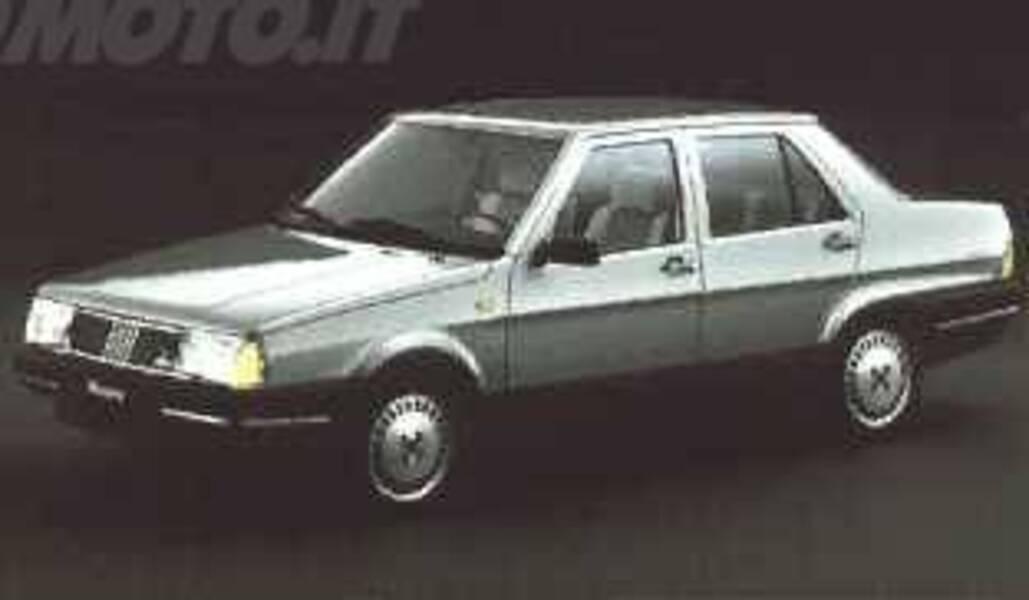 Fiat Regata 100 i.e. Riviera Condizionatore