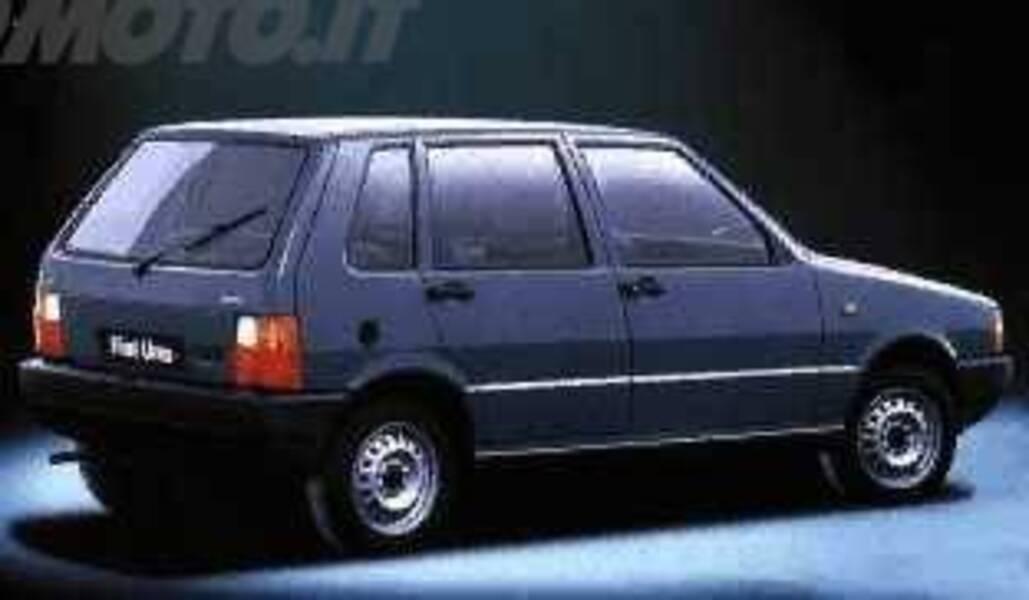 fiat uno 45 diesel 5 porte smart 02 1989 09 1989 prezzo e scheda tecnica. Black Bedroom Furniture Sets. Home Design Ideas