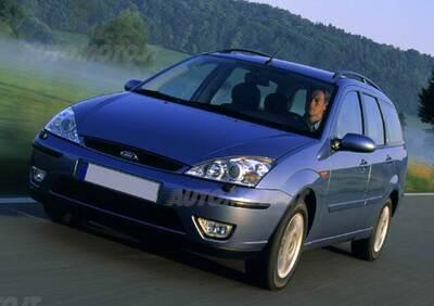 Ford Focus Station Wagon 1 8 Tdci 100cv Cat Sw Zetec 09