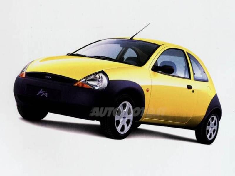 20a8316b8f Ford Ka 1.3 Collection (06/1998 - 12/1998): prezzo e scheda tecnica ...