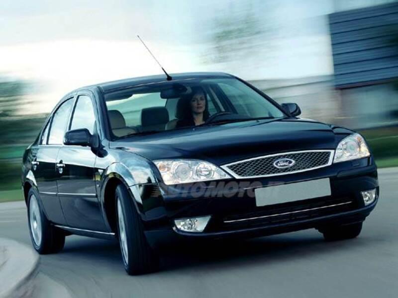 Ford Mondeo 2.5i V6 cat 4p. Ghia
