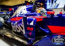 F1, Hartley e Gasly in Toro Rosso in Messico