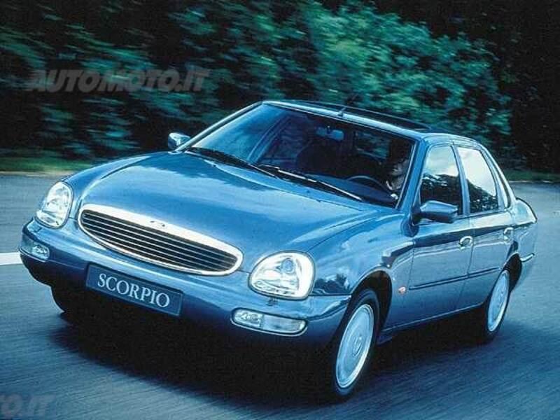 Ford Scorpio 2.5 turbodiesel cat 4 porte Grand Luxe