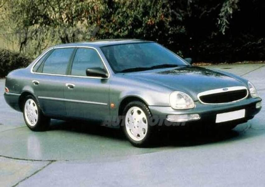 Ford Scorpio 2.9i V6 24V cat 4 porte Ghia