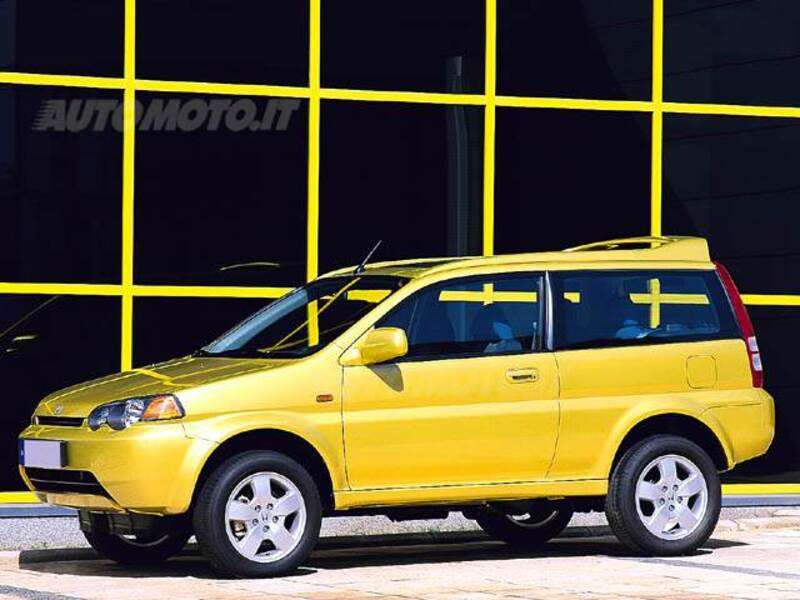 Honda HR-V 16V VTEC cat 3 porte Sport