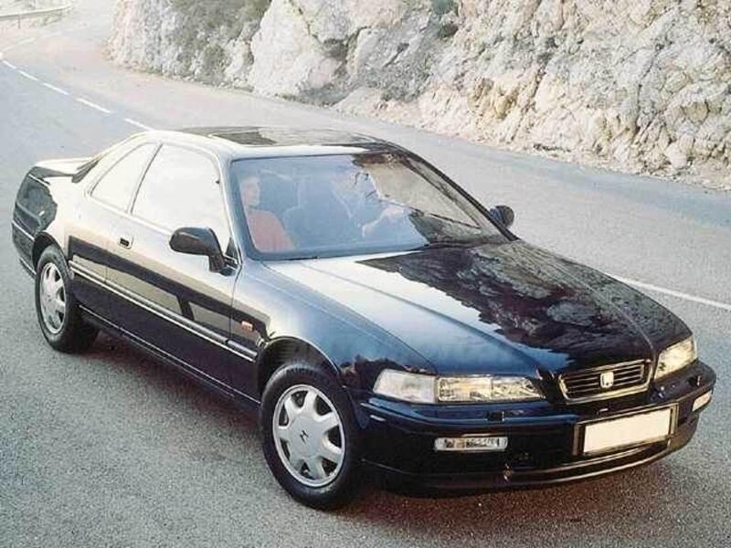 Honda Legend Coupé (1988-96)