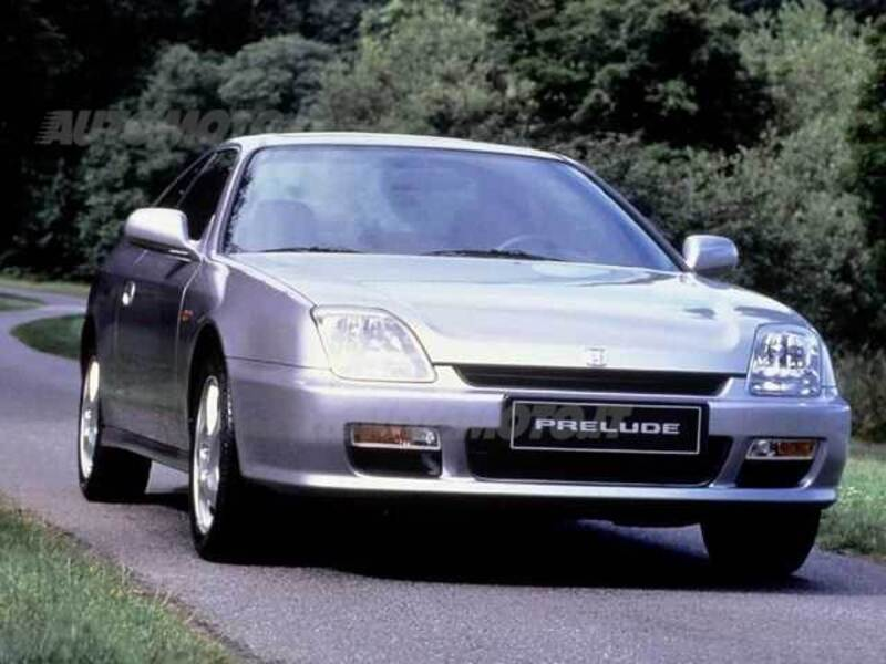 Honda Prelude (1996-01)