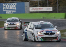 TCR Italy, Monza: Peugeot fa il pieno