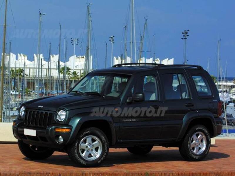 Schemi Elettrici Jeep Cherokee : Jeep cherokee crd limited  prezzo e scheda