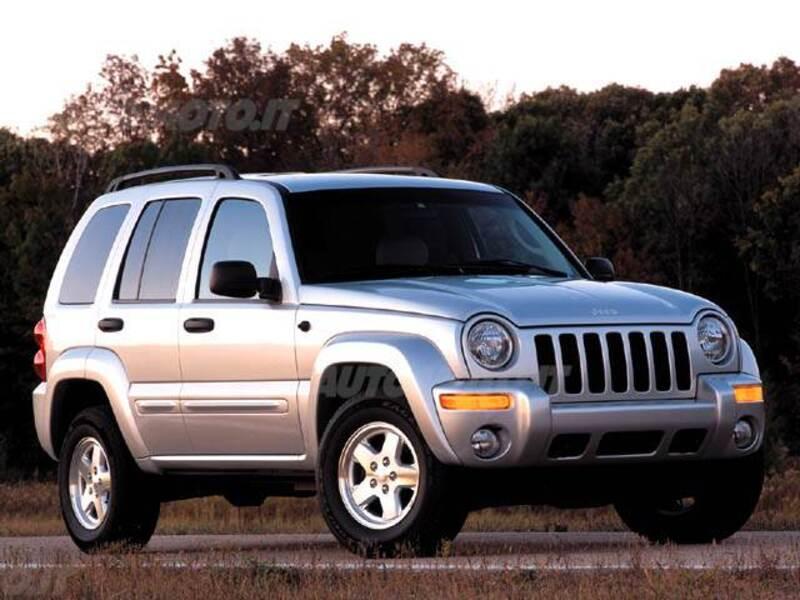 jeep cherokee 3 7 v6 limited 11 2001 07 2003 prezzo e scheda tecnica. Black Bedroom Furniture Sets. Home Design Ideas