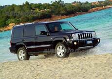 Jeep Commander (2006-09)