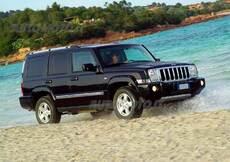Jeep Commander (2006-09)