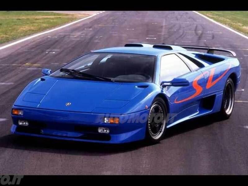 Lamborghini Diablo Coupe Sv 12 1997 02 1999 Prezzo E Scheda