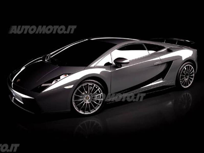 Lamborghini Gallardo Coupé 5.0 V10 Superleggera