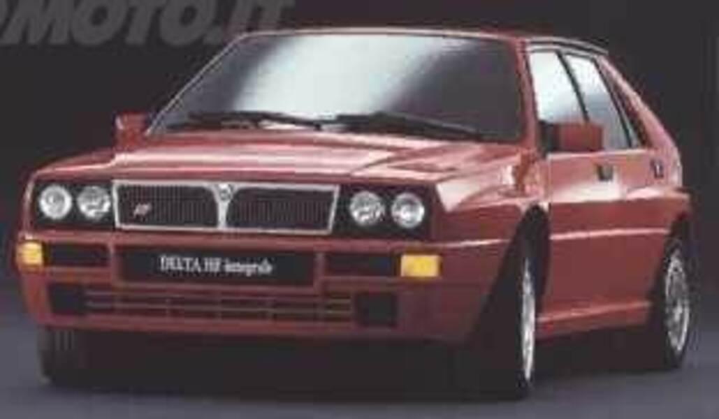 lancia delta turbo 16v hf integrale 5 (01/1992 - 10/1992): prezzo e