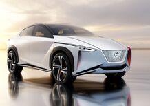 Nissan IMx, prove di futuro