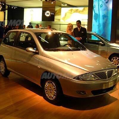 Lancia y 16v cat vanity 12 2002 03 2004 prezzo e scheda tecnica - Lancia y diva scheda tecnica ...