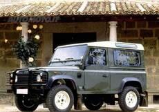 Land Rover 90 (1984-90)