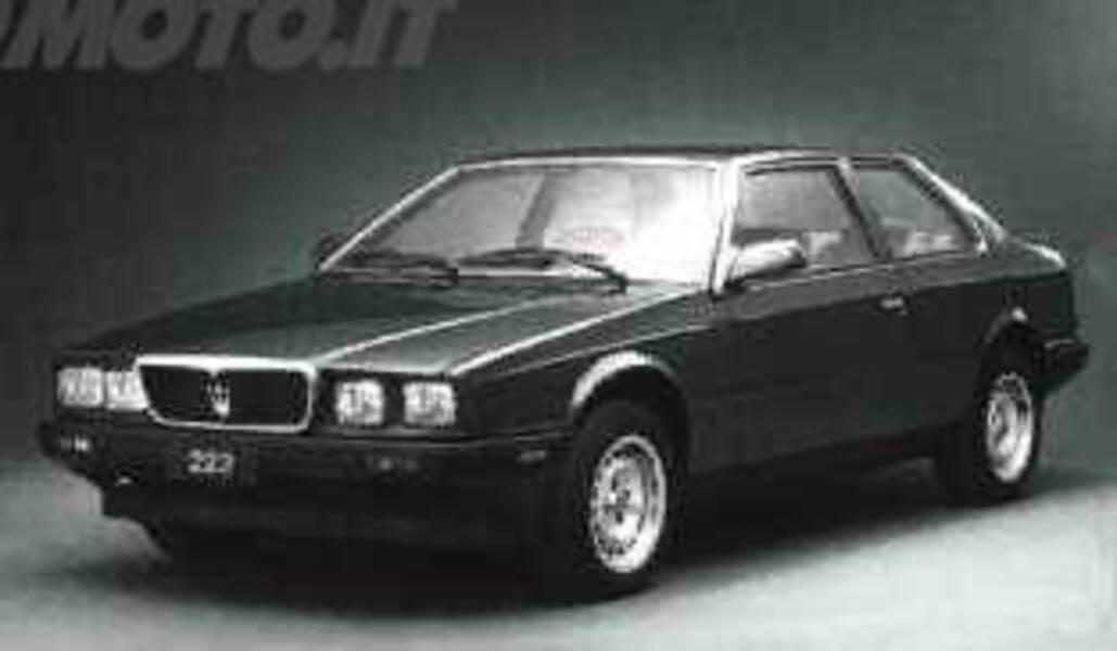 maserati biturbo 222 (05/1988 - 04/1992): prezzo e scheda tecnica