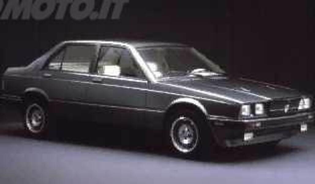 maserati biturbo 420 si (09/1987 - 12/1988): prezzo e scheda tecnica