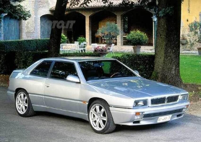 Maserati Biturbo Ghibli 2.0 (04/1996 - 12/1998): prezzo e scheda tecnica - Automoto.it