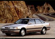 Mazda 626 (1989-93)