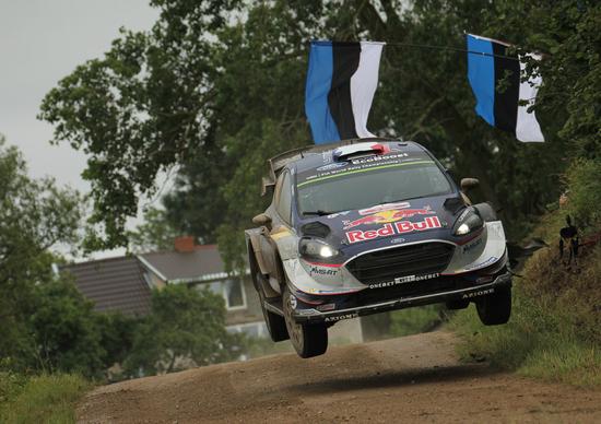 """WRC17 Wales GB. Carriero e il Giudice Dee """"Rally divertente, ma attenzione!"""""""