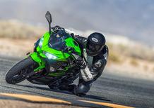 Kawasaki Ninja 400 2018. Foto e dati